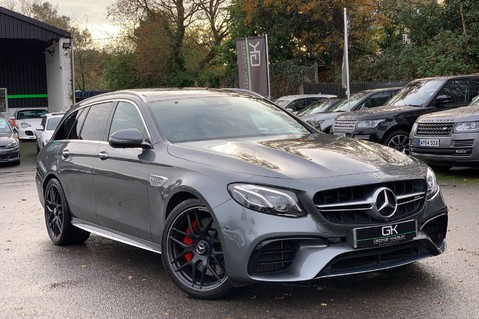 Mercedes-Benz E Class AMG E 63 S 4MATIC -VATQ - ONE OWNER - 20 INCH FORGED ALLOYS 1