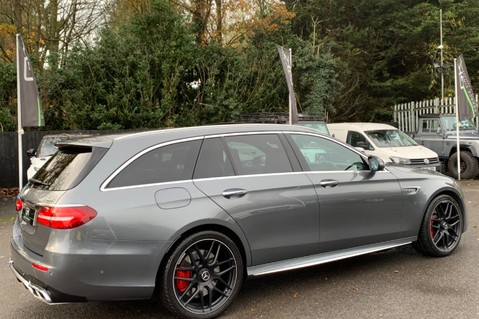 Mercedes-Benz E Class AMG E 63 S 4MATIC -VATQ - ONE OWNER - 20 INCH FORGED ALLOYS 5