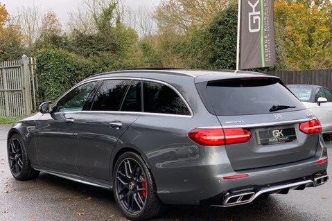 Mercedes-Benz E Class AMG E 63 S 4MATIC -VATQ - ONE OWNER - 20 INCH FORGED ALLOYS 2