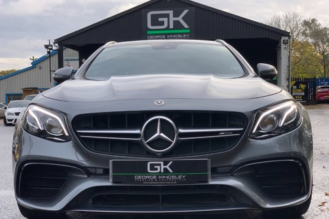 Mercedes-Benz E Class AMG E 63 S 4MATIC -VATQ - ONE OWNER - 20 INCH FORGED ALLOYS 9