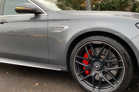 Mercedes-Benz E Class AMG E 63 S 4MATIC -VATQ - ONE OWNER - 20 INCH FORGED ALLOYS 25