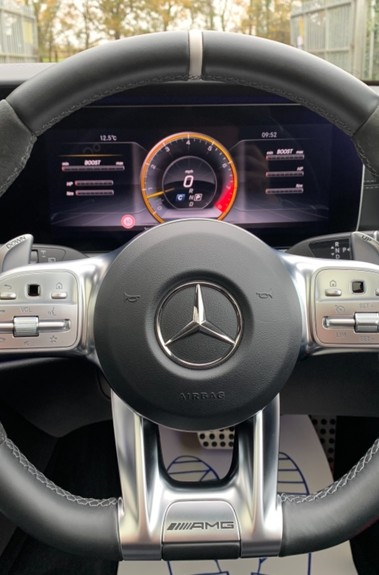 Mercedes-Benz E Class AMG E 63 S 4MATIC -VATQ - ONE OWNER - 20 INCH FORGED ALLOYS
