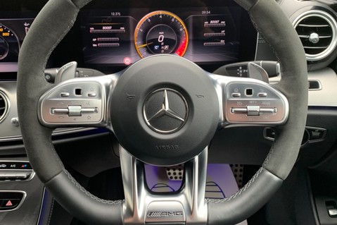 Mercedes-Benz E Class AMG E 63 S 4MATIC -VATQ - ONE OWNER - 20 INCH FORGED ALLOYS 56