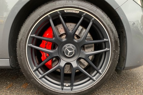 Mercedes-Benz E Class AMG E 63 S 4MATIC -VATQ - ONE OWNER - 20 INCH FORGED ALLOYS 86