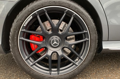 Mercedes-Benz E Class AMG E 63 S 4MATIC -VATQ - ONE OWNER - 20 INCH FORGED ALLOYS 87