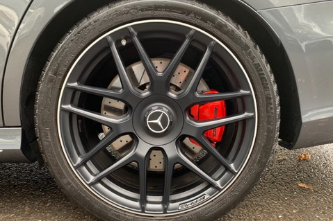 Mercedes-Benz E Class AMG E 63 S 4MATIC -VATQ - ONE OWNER - 20 INCH FORGED ALLOYS 88