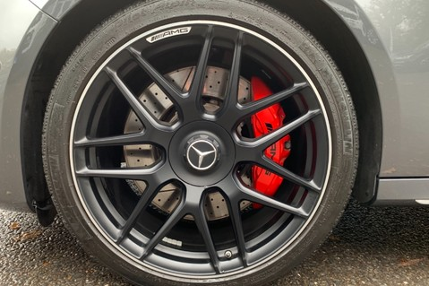 Mercedes-Benz E Class AMG E 63 S 4MATIC -VATQ - ONE OWNER - 20 INCH FORGED ALLOYS 89