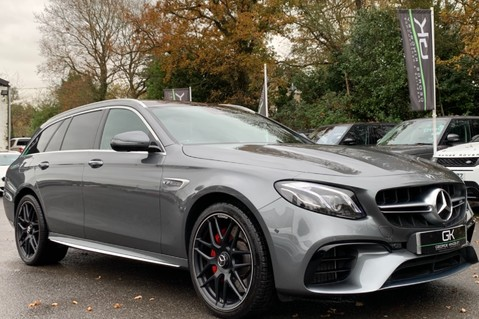 Mercedes-Benz E Class AMG E 63 S 4MATIC -VATQ - ONE OWNER - 20 INCH FORGED ALLOYS 91