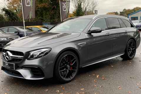 Mercedes-Benz E Class AMG E 63 S 4MATIC -VATQ - ONE OWNER - 20 INCH FORGED ALLOYS 94