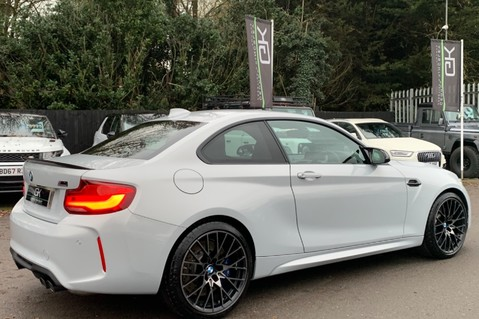 BMW M2 M2 COMPETITION - PERFORMANCE STEERING WHEEL / HARMAN KARDON / CAMERA / ICON 5