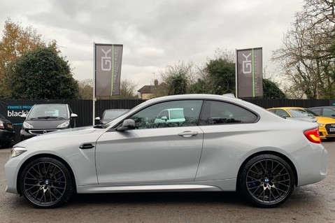 BMW M2 M2 COMPETITION - PERFORMANCE STEERING WHEEL / HARMAN KARDON / CAMERA / ICON 7