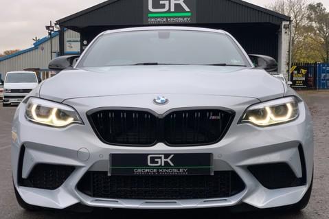 BMW M2 M2 COMPETITION - PERFORMANCE STEERING WHEEL / HARMAN KARDON / CAMERA / ICON 9