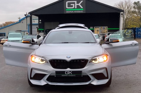 BMW M2 M2 COMPETITION - PERFORMANCE STEERING WHEEL / HARMAN KARDON / CAMERA / ICON 18