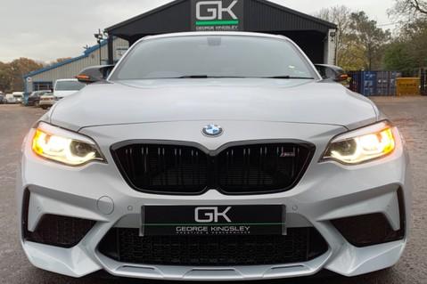 BMW M2 M2 COMPETITION - PERFORMANCE STEERING WHEEL / HARMAN KARDON / CAMERA / ICON 22