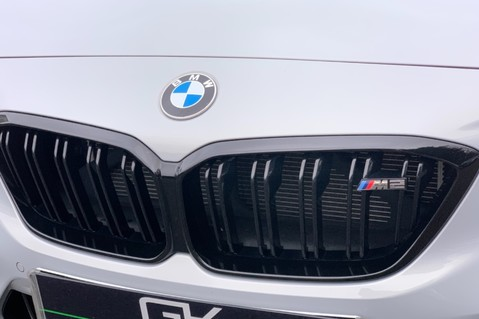 BMW M2 M2 COMPETITION - PERFORMANCE STEERING WHEEL / HARMAN KARDON / CAMERA / ICON 24