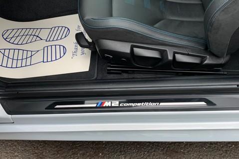 BMW M2 M2 COMPETITION - PERFORMANCE STEERING WHEEL / HARMAN KARDON / CAMERA / ICON 29