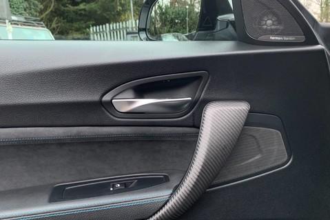 BMW M2 M2 COMPETITION - PERFORMANCE STEERING WHEEL / HARMAN KARDON / CAMERA / ICON 30