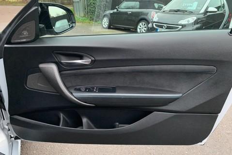 BMW M2 M2 COMPETITION - PERFORMANCE STEERING WHEEL / HARMAN KARDON / CAMERA / ICON 37
