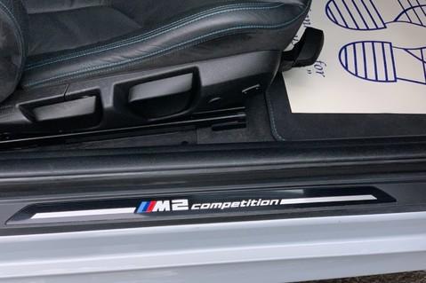 BMW M2 M2 COMPETITION - PERFORMANCE STEERING WHEEL / HARMAN KARDON / CAMERA / ICON 38