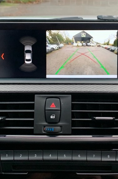 BMW M2 M2 COMPETITION - PERFORMANCE STEERING WHEEL / HARMAN KARDON / CAMERA / ICON