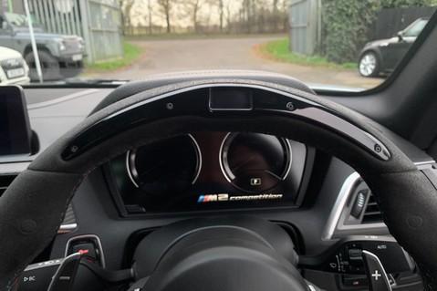 BMW M2 M2 COMPETITION - PERFORMANCE STEERING WHEEL / HARMAN KARDON / CAMERA / ICON 62