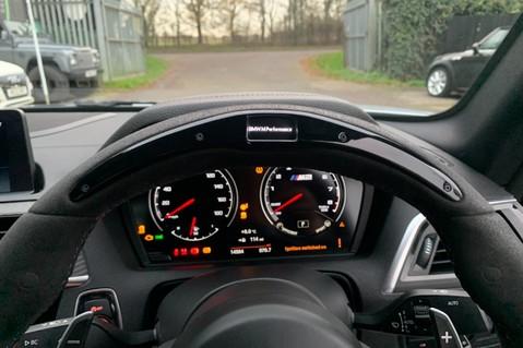 BMW M2 M2 COMPETITION - PERFORMANCE STEERING WHEEL / HARMAN KARDON / CAMERA / ICON 64