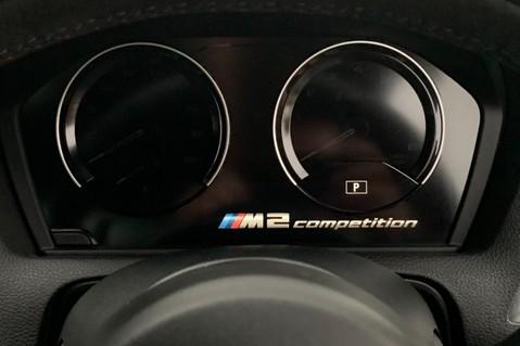 BMW M2 M2 COMPETITION - PERFORMANCE STEERING WHEEL / HARMAN KARDON / CAMERA / ICON 66