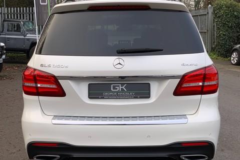 Mercedes-Benz GLS GLS 350 D 4MATIC AMG LINE - VATQ -REAR ENTERTAINMENT -PAN ROOF - NIGHT PK 6
