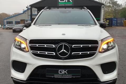 Mercedes-Benz GLS GLS 350 D 4MATIC AMG LINE - VATQ -REAR ENTERTAINMENT -PAN ROOF - NIGHT PK 20