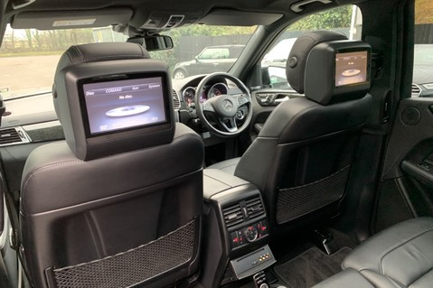 Mercedes-Benz GLS GLS 350 D 4MATIC AMG LINE - VATQ -REAR ENTERTAINMENT -PAN ROOF - NIGHT PK 33