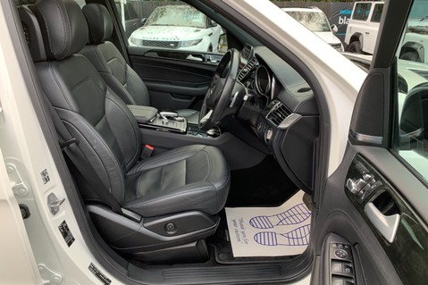 Mercedes-Benz GLS GLS 350 D 4MATIC AMG LINE - VATQ -REAR ENTERTAINMENT -PAN ROOF - NIGHT PK 40