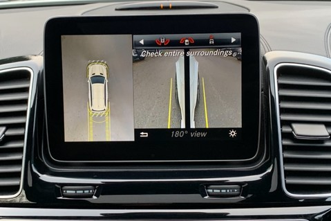 Mercedes-Benz GLS GLS 350 D 4MATIC AMG LINE - VATQ -REAR ENTERTAINMENT -PAN ROOF - NIGHT PK 48