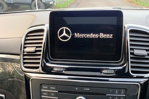 Mercedes-Benz GLS GLS 350 D 4MATIC AMG LINE - VATQ -REAR ENTERTAINMENT -PAN ROOF - NIGHT PK 86
