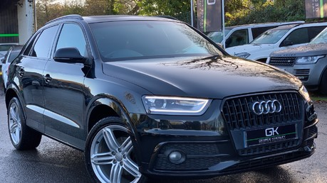 Audi Q3 TDI QUATTRO S LINE PLUS - SAT NAV - 19 INCH ALLOYS - CRUISE CONTROL Video