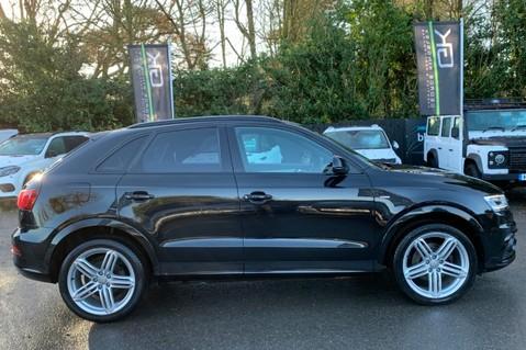 Audi Q3 TDI QUATTRO S LINE PLUS - SAT NAV - 19 INCH ALLOYS - CRUISE CONTROL 5