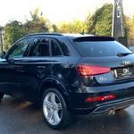 Audi Q3 Service History