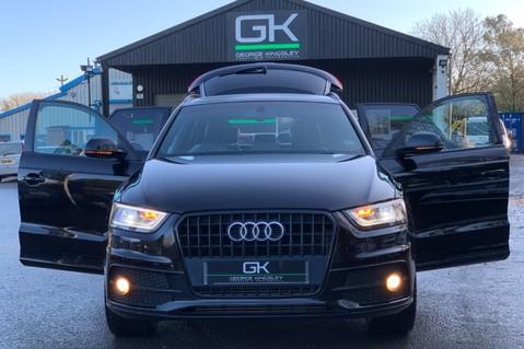 Audi Q3 TDI QUATTRO S LINE PLUS - SAT NAV - 19 INCH ALLOYS - CRUISE CONTROL 10