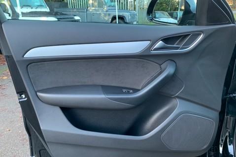 Audi Q3 TDI QUATTRO S LINE PLUS - SAT NAV - 19 INCH ALLOYS - CRUISE CONTROL 21