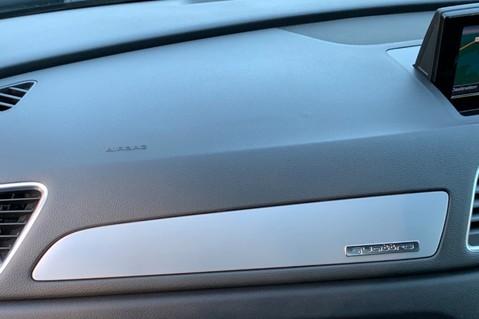 Audi Q3 TDI QUATTRO S LINE PLUS - SAT NAV - 19 INCH ALLOYS - CRUISE CONTROL 22
