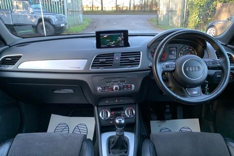 Audi Q3 TDI QUATTRO S LINE PLUS - SAT NAV - 19 INCH ALLOYS - CRUISE CONTROL 12
