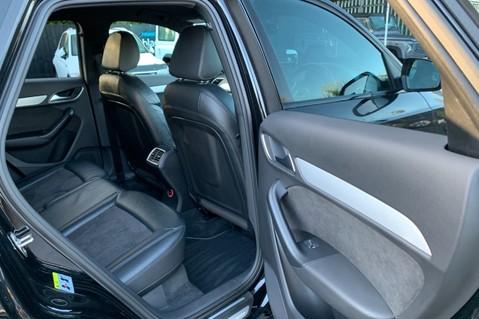 Audi Q3 TDI QUATTRO S LINE PLUS - SAT NAV - 19 INCH ALLOYS - CRUISE CONTROL 27