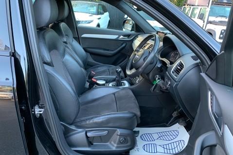 Audi Q3 TDI QUATTRO S LINE PLUS - SAT NAV - 19 INCH ALLOYS - CRUISE CONTROL 11