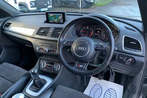 Audi Q3 TDI QUATTRO S LINE PLUS - SAT NAV - 19 INCH ALLOYS - CRUISE CONTROL 30
