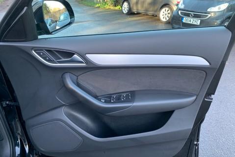 Audi Q3 TDI QUATTRO S LINE PLUS - SAT NAV - 19 INCH ALLOYS - CRUISE CONTROL 31