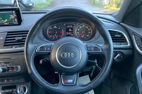 Audi Q3 TDI QUATTRO S LINE PLUS - SAT NAV - 19 INCH ALLOYS - CRUISE CONTROL 32