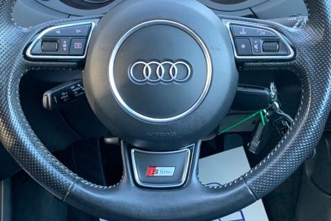Audi Q3 TDI QUATTRO S LINE PLUS - SAT NAV - 19 INCH ALLOYS - CRUISE CONTROL 35