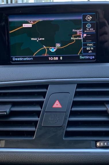 Audi Q3 TDI QUATTRO S LINE PLUS - SAT NAV - 19 INCH ALLOYS - CRUISE CONTROL