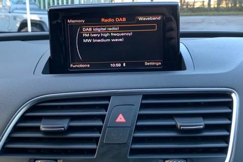 Audi Q3 TDI QUATTRO S LINE PLUS - SAT NAV - 19 INCH ALLOYS - CRUISE CONTROL 37