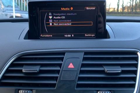 Audi Q3 TDI QUATTRO S LINE PLUS - SAT NAV - 19 INCH ALLOYS - CRUISE CONTROL 38