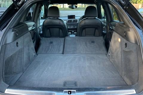 Audi Q3 TDI QUATTRO S LINE PLUS - SAT NAV - 19 INCH ALLOYS - CRUISE CONTROL 48